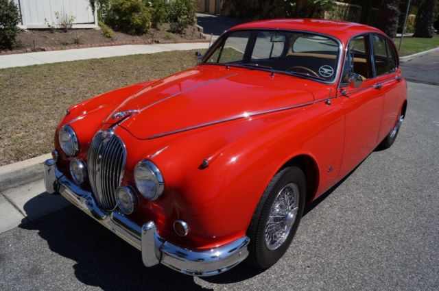 1961 Jaguar Other 3.8L SEDAN WITH A FULL GROUND UP RESTORATION!
