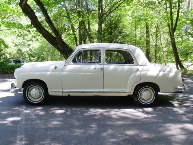 1961 mercedes benz 190d diesel runs and drives all stock and 1961 mercedes benz 190d diesel runs and drives all stock and original survivor sciox Gallery