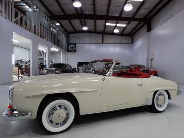 1961 Mercedes-Benz SL-Class 190SL BEAUTIFUL RESTORATION JUST COMPLETED!