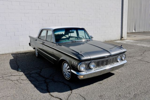 1961 Mercury Comet BARN FIND-EXTRA CLEAN-READY TO RESTORE-NO RESERVE