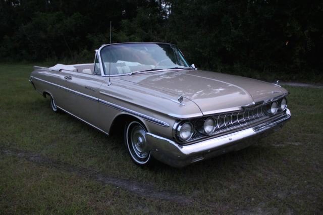 1961 mercury monterey convertible cruiser incredible must see call don u0026 39 t miss it for sale