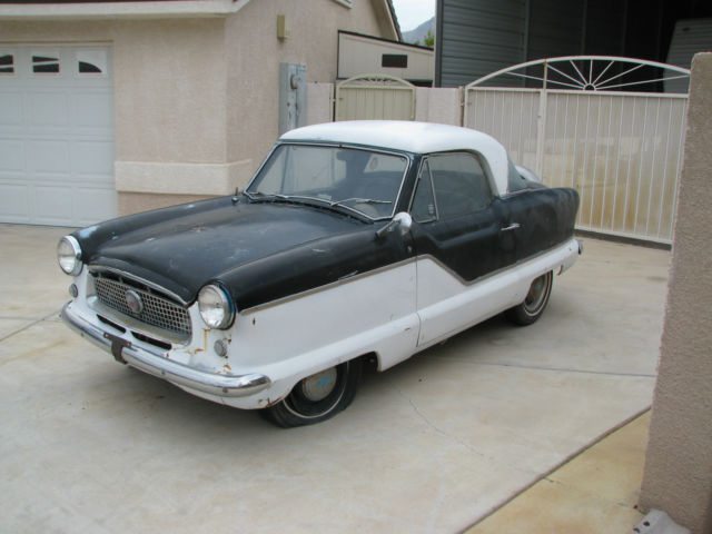 1961 Nash 2 Door Hard Top