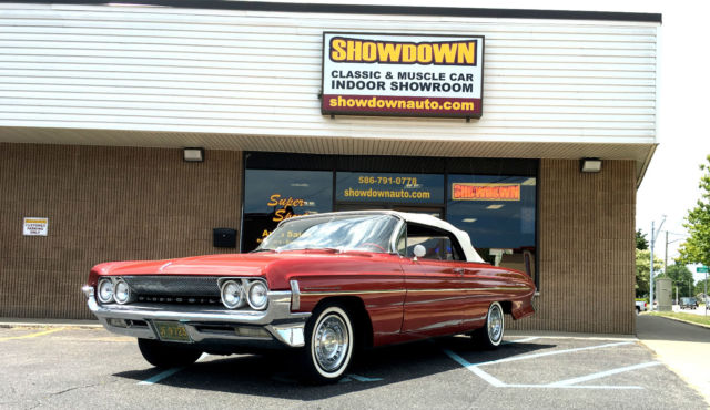 1961 Oldsmobile Eighty-Eight DYNAMIC 88...CONVERTIBLE!