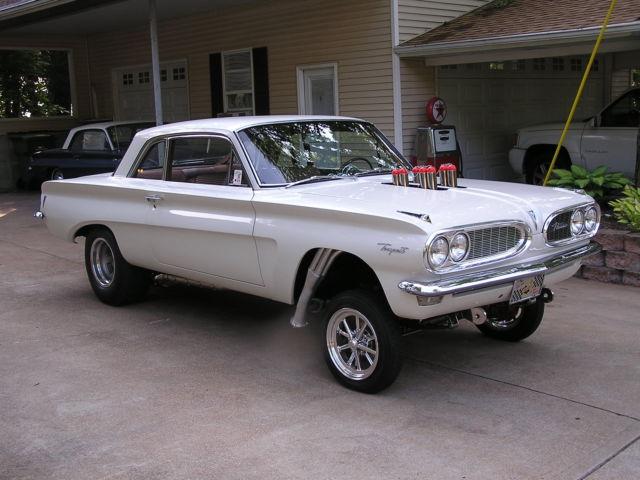 Old Drag Cars Hot Rod