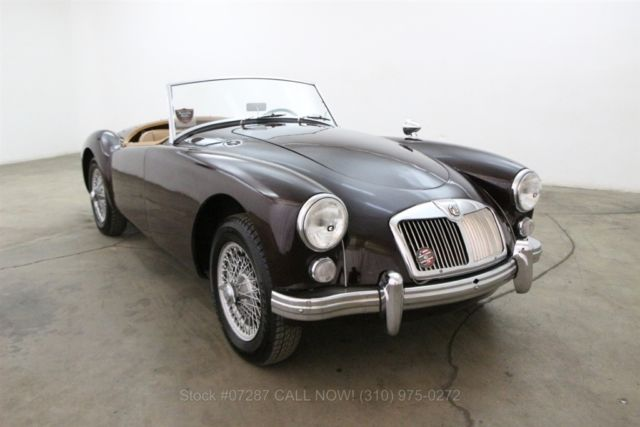 1961 MG A Roadster 1600