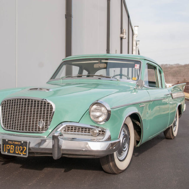 1961 Studebaker Hawk Coupe