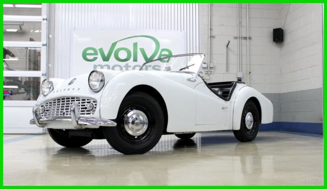 1961 Triumph Other TR3A