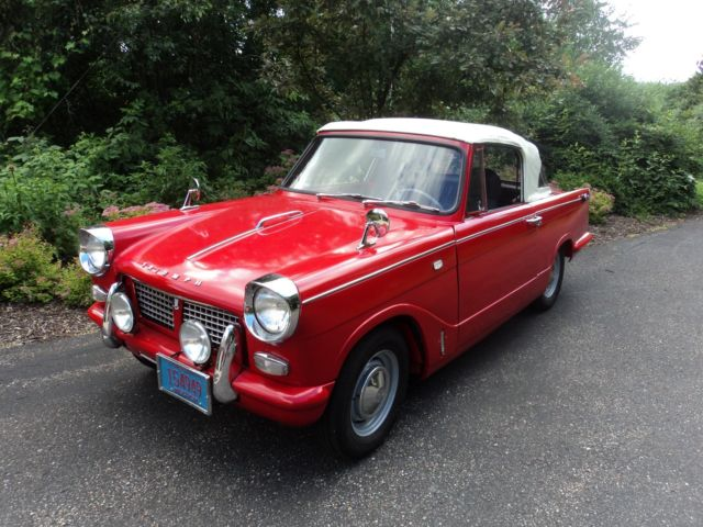 1961 Triumph Other