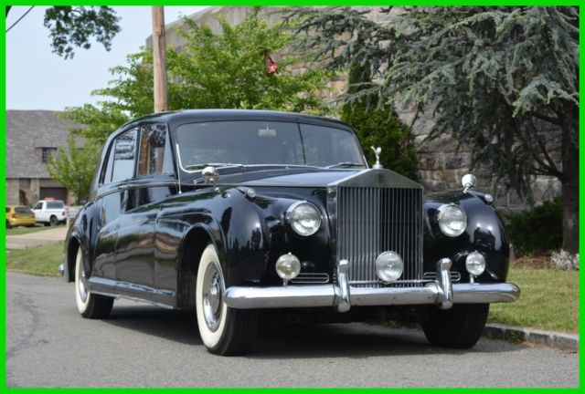 1961 Rolls-Royce Phantom V LHD James Young