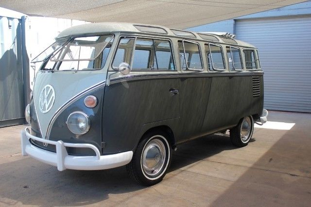 1961 Volkswagen Bus/Vanagon 23 Window