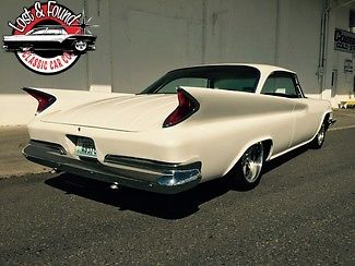 1961 Chrysler Newport bubble top! 413v8