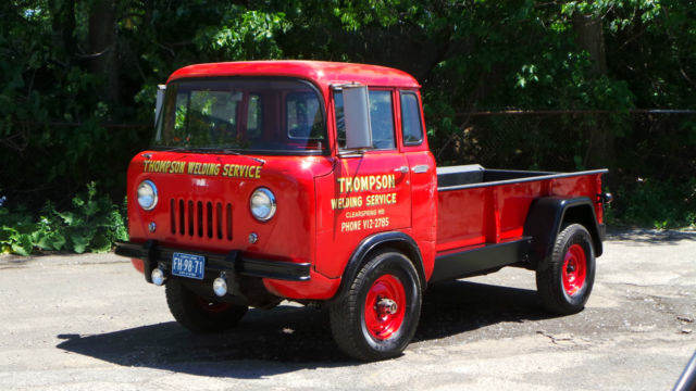 1961 Jeep WILLYS JEEP FORWARD CONTROL TRUCK
