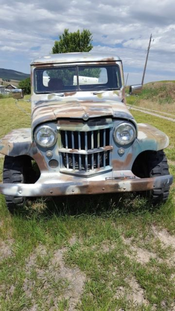 1961 Willys Pickup --