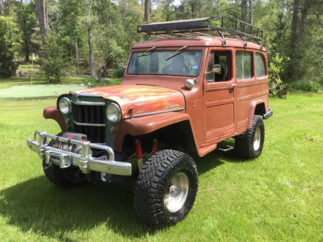 1961 Willys Overland Wagon