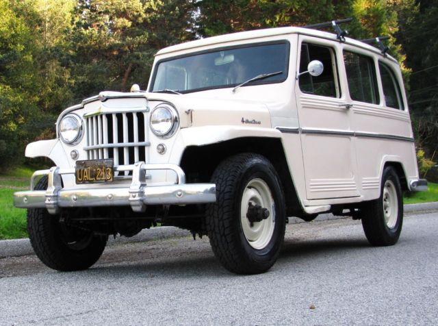 1961 Willys 439