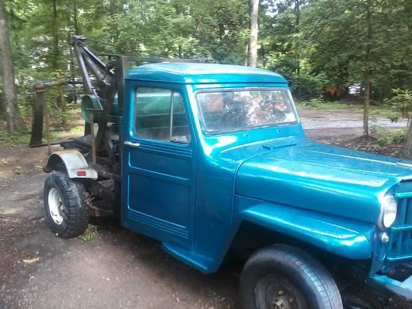 1961 Willys willys
