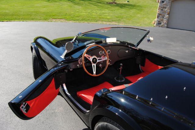 1962 63 64 65 Shelby Cobra ERA Slabside 289