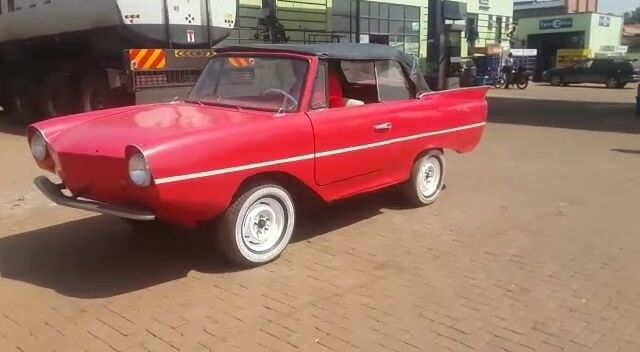 1962 Other Makes Amphicar 770 NO RESERVE