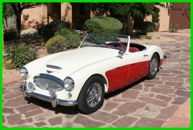 1962 Other Makes BN7 1962 Austin Healey RARE-1 of Only 355 BN7 Tri Carb