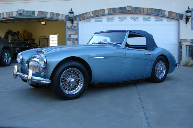 1962 Austin Healey 3000 Mark II