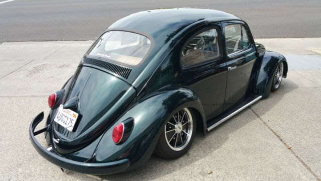 1962 Beetle Show Quality Bagged Classic Bug for sale: photos, technical specifications, description