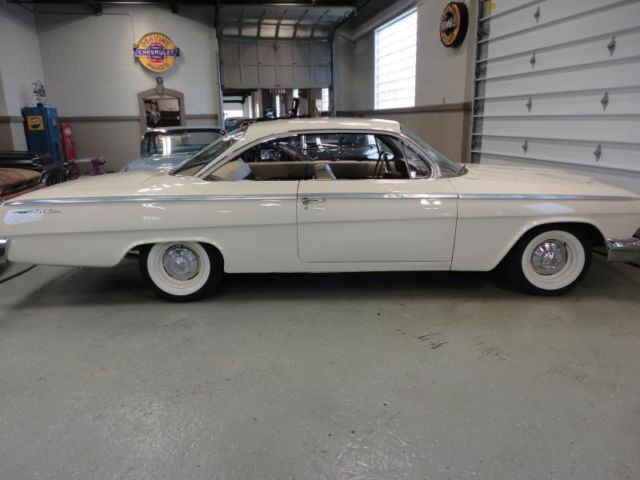 1962 Chevrolet Bel Air/150/210 Bubble top