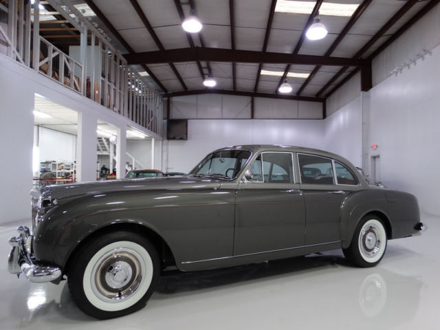 1962 Bentley Continental Flying Spur 1 OF ONLY 52 PRODUCED!