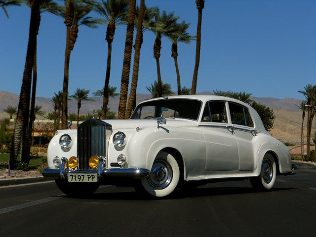 1962 Bentley S2 ROLLS ROYCE NO RESERVE