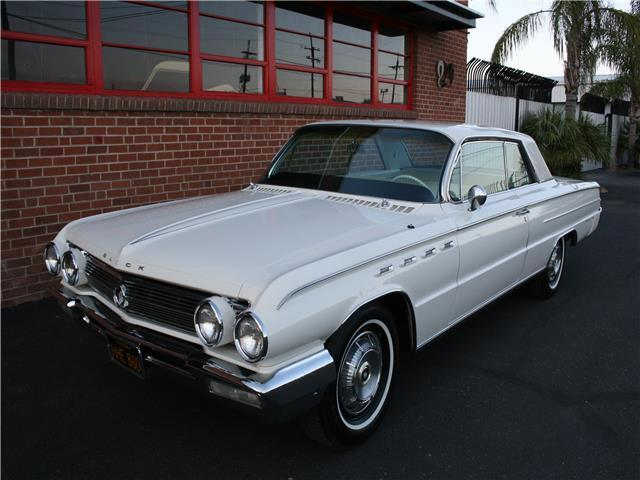 1962 Buick Electra --