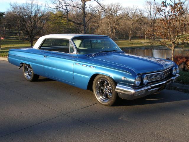 1962 buick lesabre 2dr hardtop 99k miles rust free. Black Bedroom Furniture Sets. Home Design Ideas