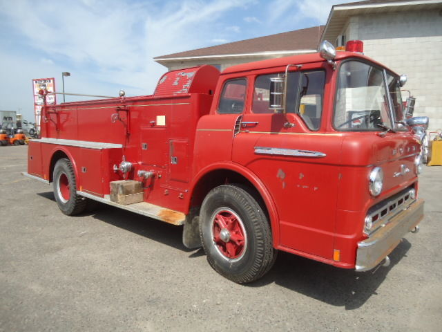1962 Ford Other FIRE ENGINE