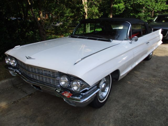 1962 Cadillac DeVille SERIES 62