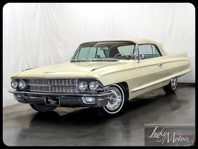 1962 Cadillac Other Convertible
