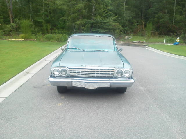 1962 Chevrolet Bel Air/150/210 Leather