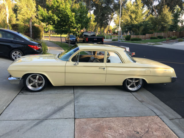 1962 Chevrolet Bel Air Base 2 Door Sedan For Sale Photos