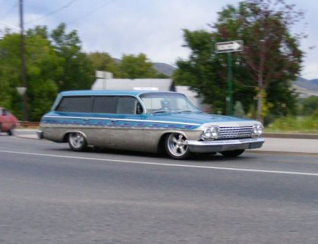 1962 Chevrolet Bel Air/150/210