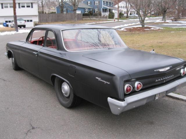 1962 chevrolet biscayne 454 4 speed sleeper nostalgia. Black Bedroom Furniture Sets. Home Design Ideas