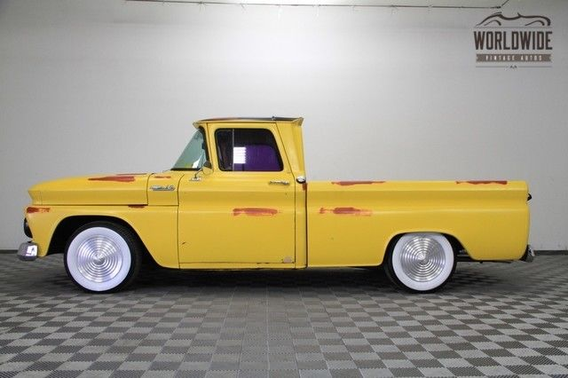 1962 Chevrolet C-10 Big Block 454 V8! Auto! 16k Miles