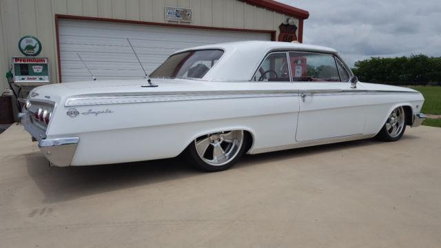 1962 chevrolet chevy impala super sport air ride for sale photos. Black Bedroom Furniture Sets. Home Design Ideas