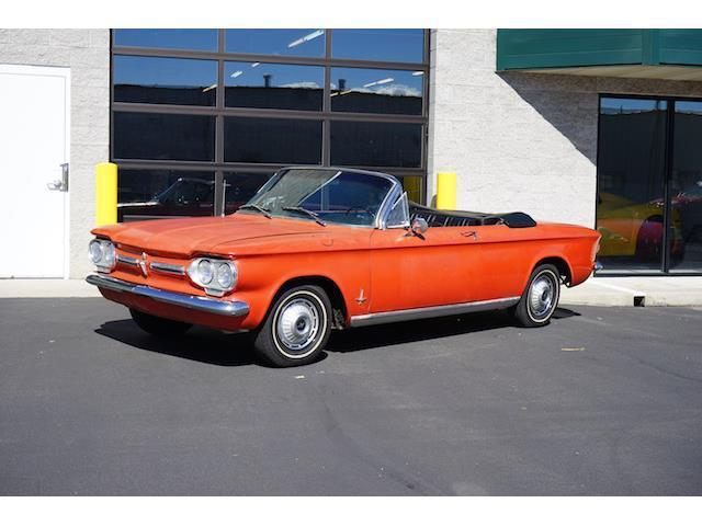 1962 Chevrolet Corvair Convertible