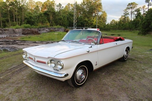 1962 Chevrolet Corvair Monza Convertible Must See Call Now