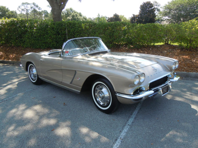 1962 Chevrolet Corvette C1 Roadster