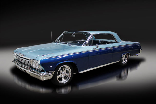 1962 Chevrolet Impala Custom. Award Winner. Beautiful. Must Read and See