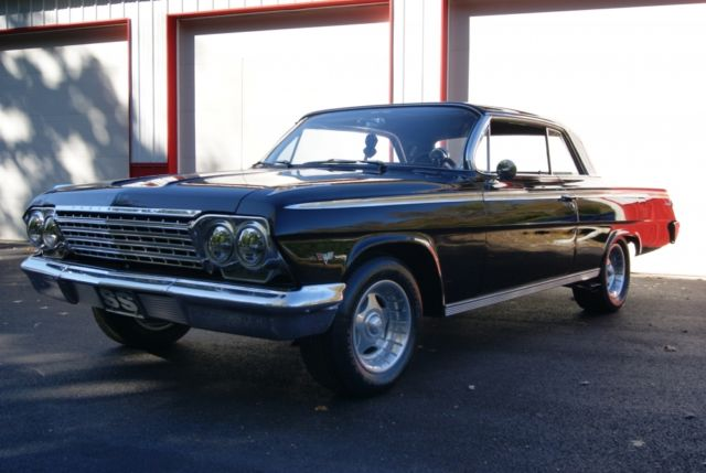 1962 Chevrolet Impala SS Tribute Sport Coupe