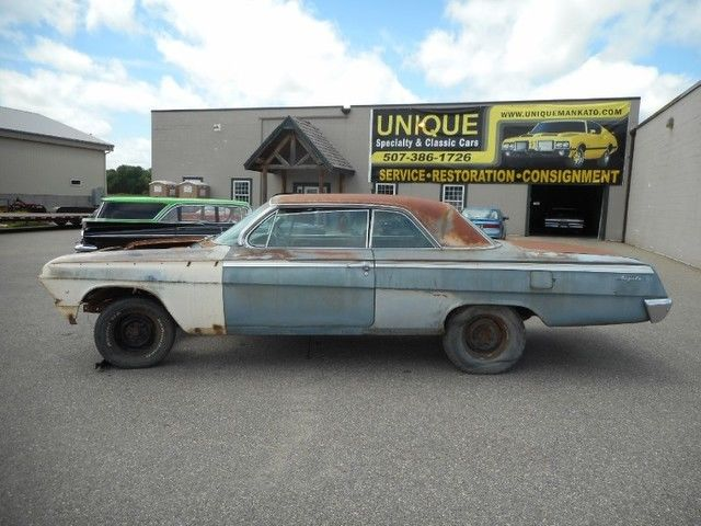 1962 Chevrolet Impala Project
