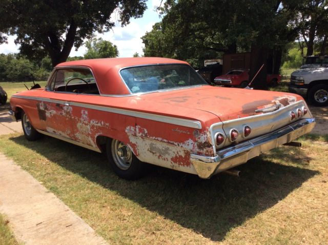 1962 chevrolet impala ss 327 4 speed for sale photos technical specifications description. Black Bedroom Furniture Sets. Home Design Ideas
