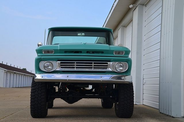 1962 Chevrolet Other Pickups --