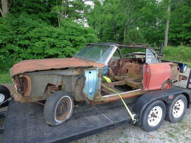 1962 Chevrolet Nova 400 Convertible -- With Clear Title and
