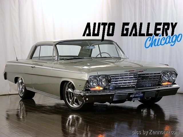 1962 Chevrolet Impala Sport Coupe Pro-Touring