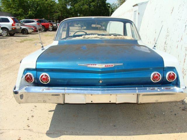 1962 chevy bel air sport coupe 21637 thomas weeks fired up garage misfit garage for sale. Black Bedroom Furniture Sets. Home Design Ideas